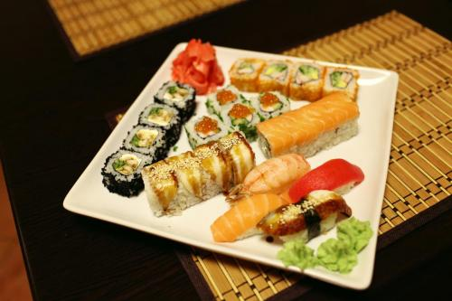 Азиатская кухня в Кафе Классик